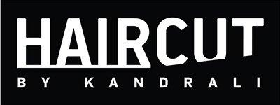 Kandrali Haircut - Logo