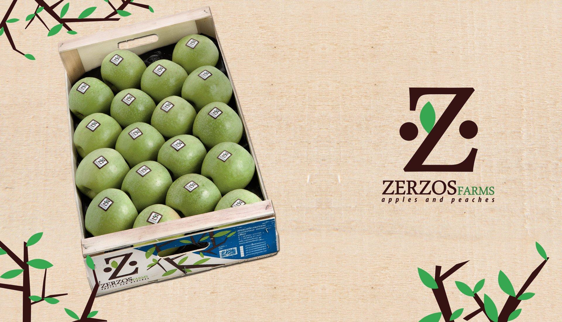 Zerzos Farms - Συσκευασία