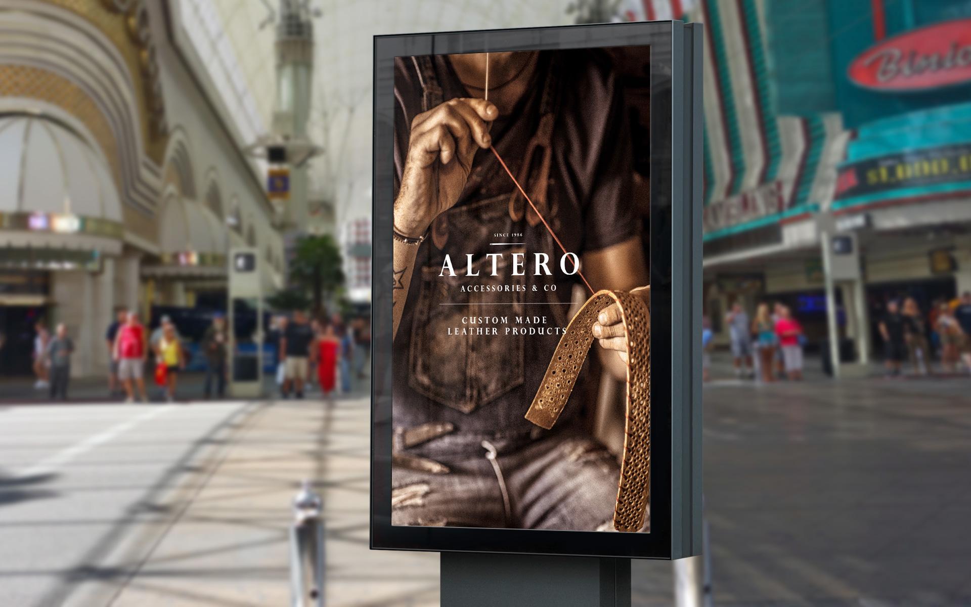 Billboard Altero