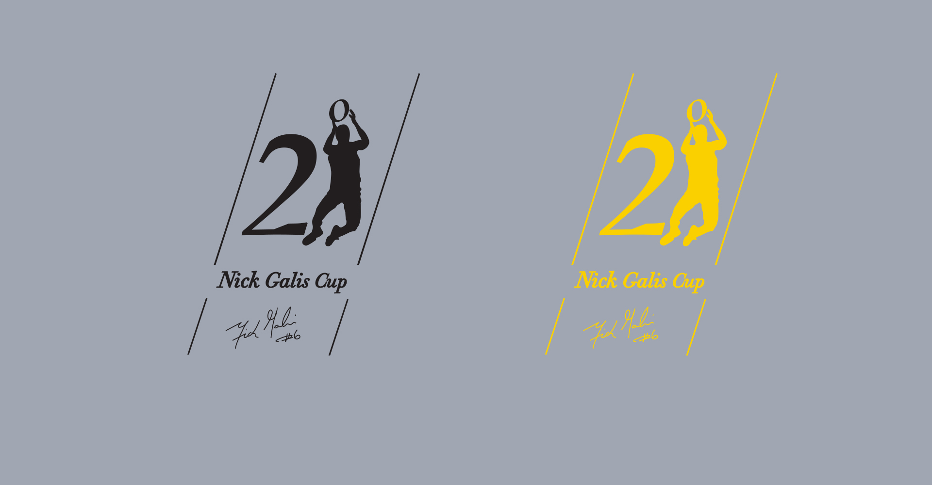 Nick Galis Cup Logo