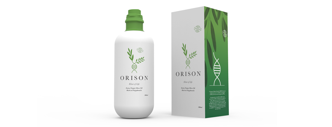 Packaging Design - Orison