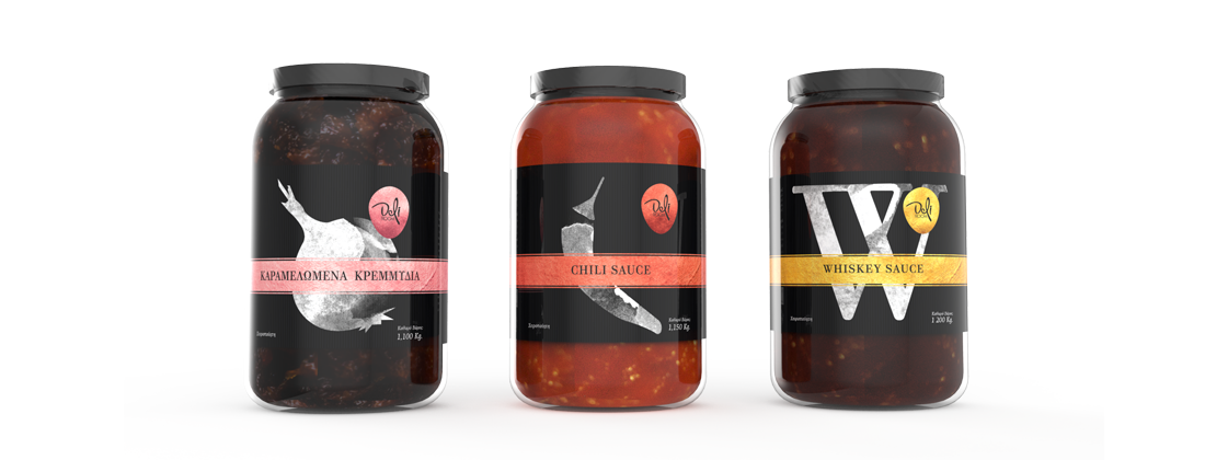 Packaging Design - Deli Room