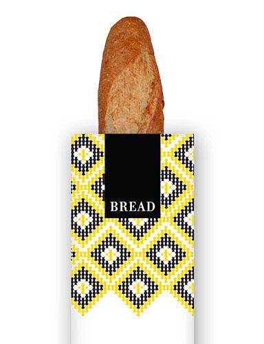 Σχεδιασμός Εταιρικής Ταυτότητας - Bread