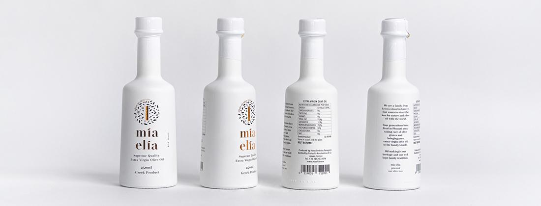 Branding - Mia Elia / Adopt an Olive Tree